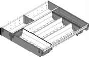 Blum. ORGA-LINE combo set, for TANDEMBOX drawer, NL=450 mm, width=377 mm.  ZSI.450KI4